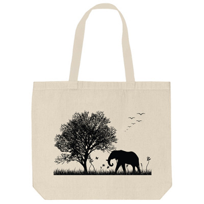 Tote Bags - Black Forest